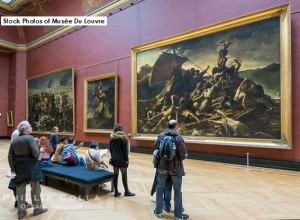 Le tableau au Louvre.